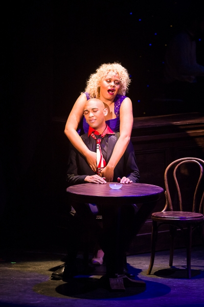Photo Flash: First Look at Theatre By The Sea's SMOKEY JOE'S CAFE