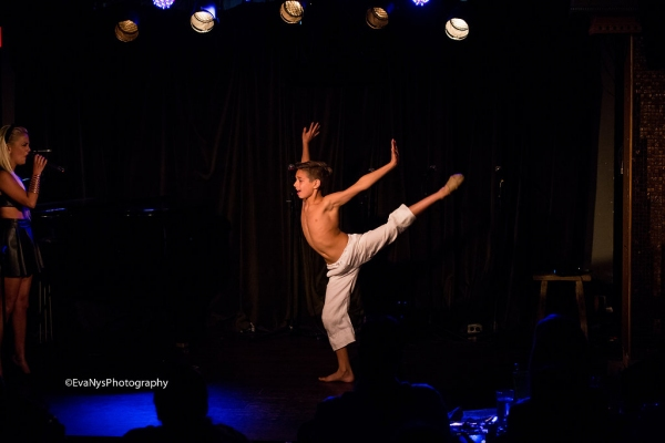 Photo Flash: Inside CABARET FOR A CAUSE at Rockwell Table & Stage