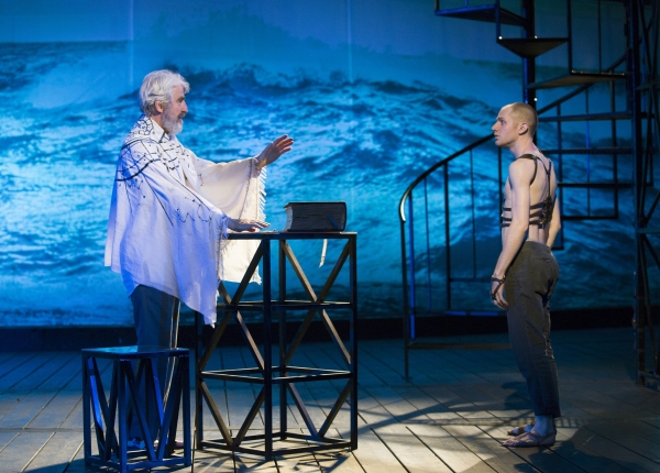 Photos: First Look at Sam Waterston, Jesse Tyler Ferguson & More in Shakespeare in the Park's THE TEMPEST