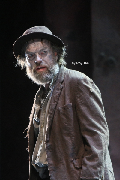 Photo Flash: First Look at Hugo Weaving, Richard Roxburgh and More in WAITING FOR GODOT