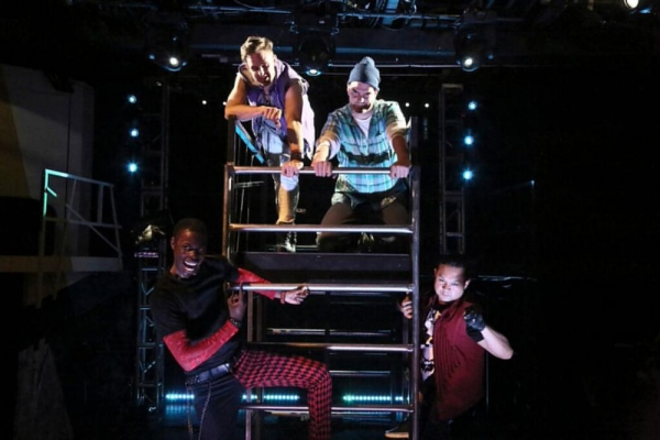 Photos: First Look at DOMA Theatre's AMERICAN IDIOT, Beginning Tonight