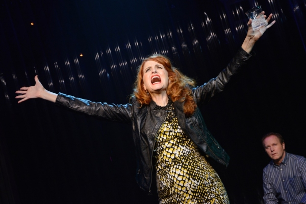 Photo Flash: First Look at Justin Guarini, Kate Wetherhead and More in Bucks County Playhouse's COMPANY