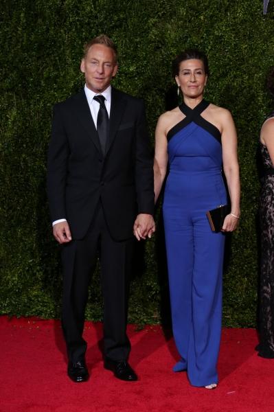 Michael Rafter and Jeanine Tsori