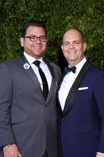 Brad Oscar and Diego Prieto
