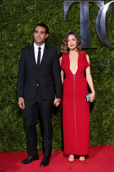 Bobby Canavale and Rose Byrne