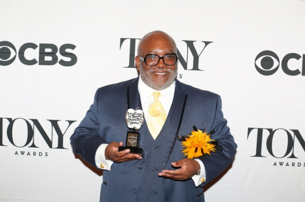 Photo Coverage: Meet the 2015 Tony Award Winners, Part 2 - Ruthie Ann Miles, Alex Sharp and More!