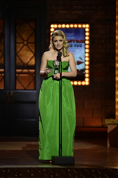 Annaleigh Ashford Wins Tony for Best Featured in Actress in a Play