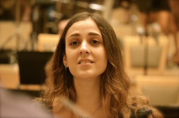 Laura Enrech. Foto: Maria Aparicio