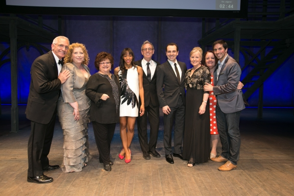 Mark S. Hoebee (Producing Artistic Director), Lisa Cooney (Director of Education), Susan Speidel (Former Director of Education), Nikki M. James, Patrick Parker (Associate Artistic Director), Rob McClure, Mickey McNany (Theatre School Director), Nancy Mari