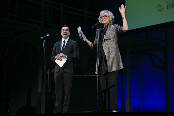 6.	Rob McClure and Christine Ebersole