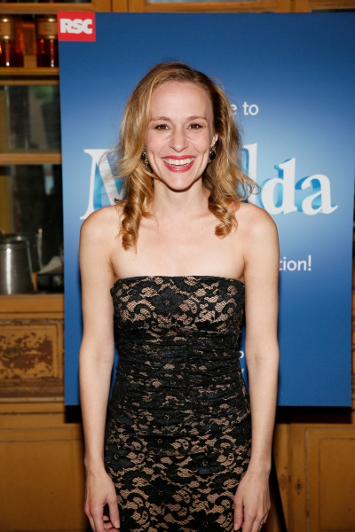 LOS ANGELES, CA - JUNE 7: Cast member Jennifer Blood poses during the party for the opening night performance of ''Matilda The Musical'' at Center Theatre Group/Ahmanson Theatre on June 7, 2015, in Los Angeles, California. (Photo by Ryan Miller/Capture Im