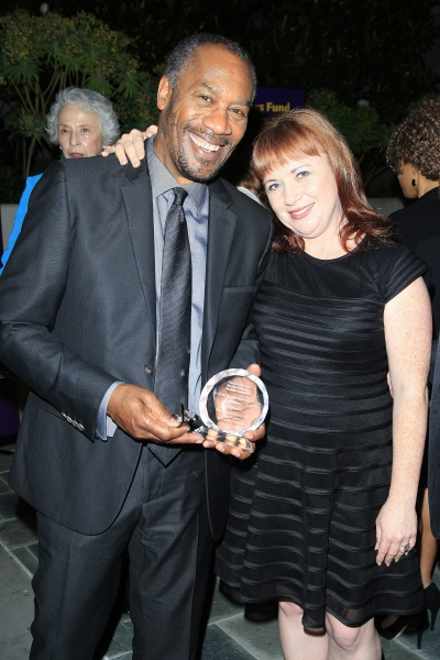 Joe Morton, Aileen Quinn