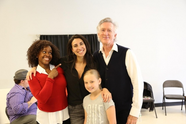 Photo Flash: Meet the Cast of RUTHLESS!
