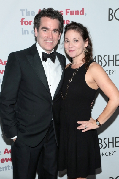 Brian D''Arcy James, Jennifer Prescott