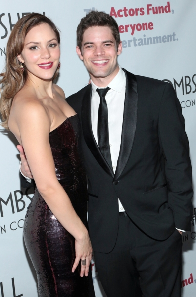 Photo Flash: Inside the BOMBSHELL After-Party with Katharine McPhee, Megan Hilty & More!