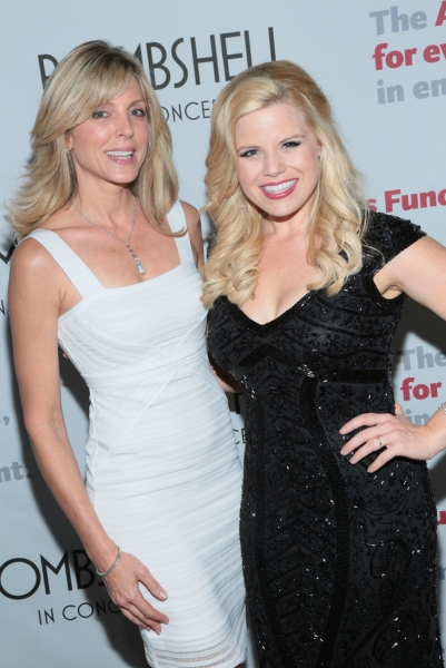 Marla Maples, Megan Hilty
