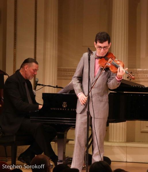 Jon Weber & Aaron Weinstein