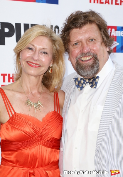 Laurie Eustis and Oskar Eustis