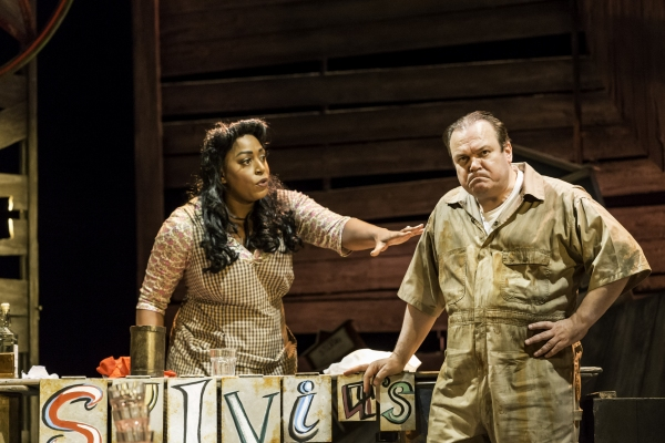 Photos: First Look at UK Tour of LOVE ME TENDER- Formerly ALL SHOOK UP