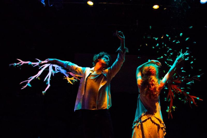 BWW Reviews: LOVE & BOTANY: SIX 10-MINUTE PLAYS at Source Festival