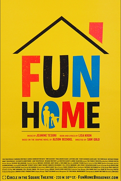 Lisa Kron Talks FUN HOME Book Versus Musical & More