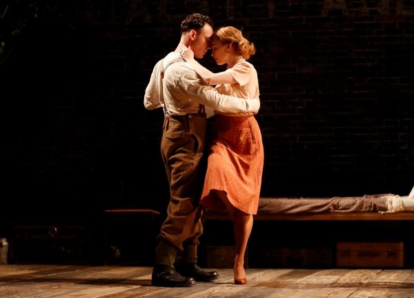 John Skelley and Jenny Leona