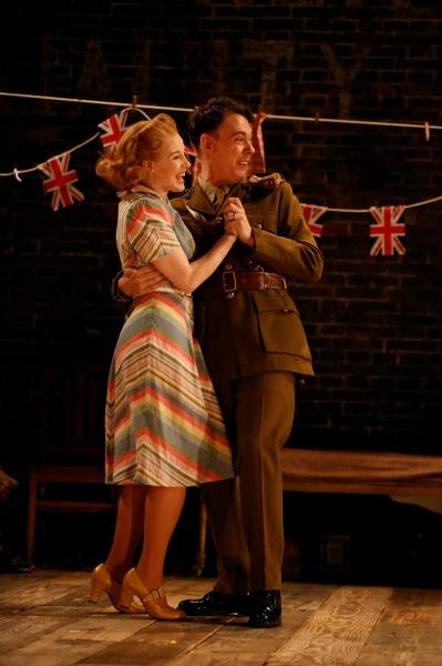 Jenny Leona and John Skelley