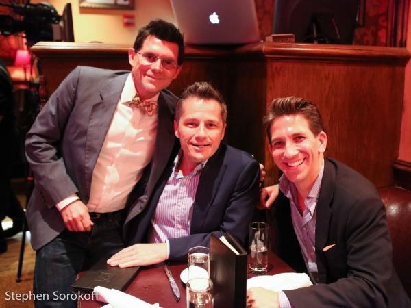 Terrance Flannery, Tom Postillo, Mickey Conlon