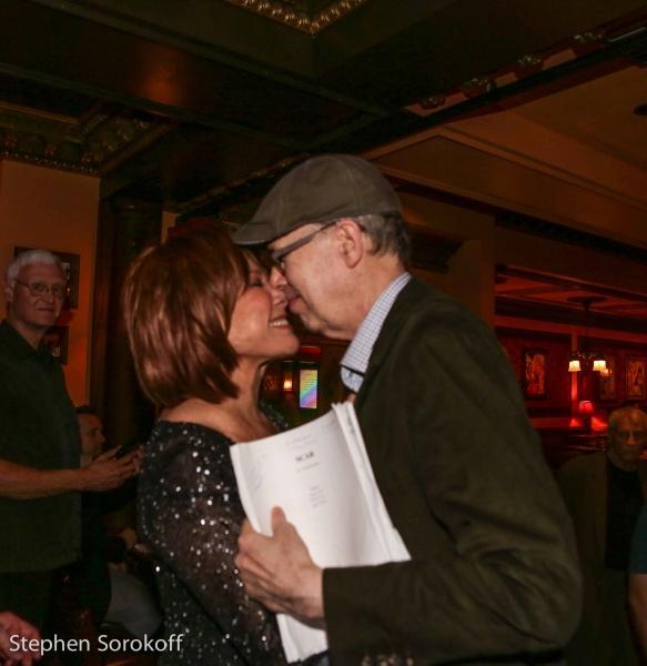Michele Lee & Larry Moss