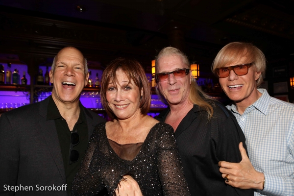 David Zippel, Michele Lee, Ron Abel, Chuck Steffan