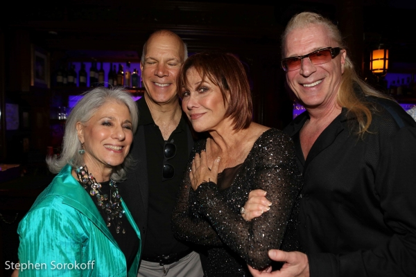 Jamie deRoy, David Zippel, Michele Lee, Ron Abel