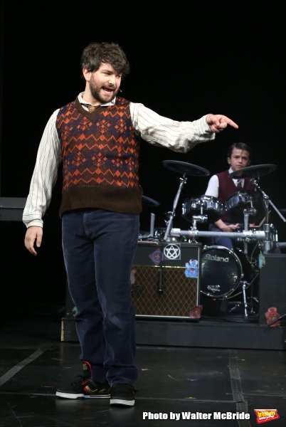 Photo Coverage: On Their Way to Rocking Broadway - First Look at Alex Brightman & Cast of SCHOOL OF ROCK at the Gramercy!