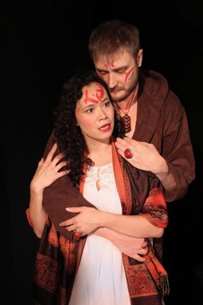 Photo Flash: Sneak Peek at What Dreams May Co & Queens Shakespeare's JULIUS CAESAR