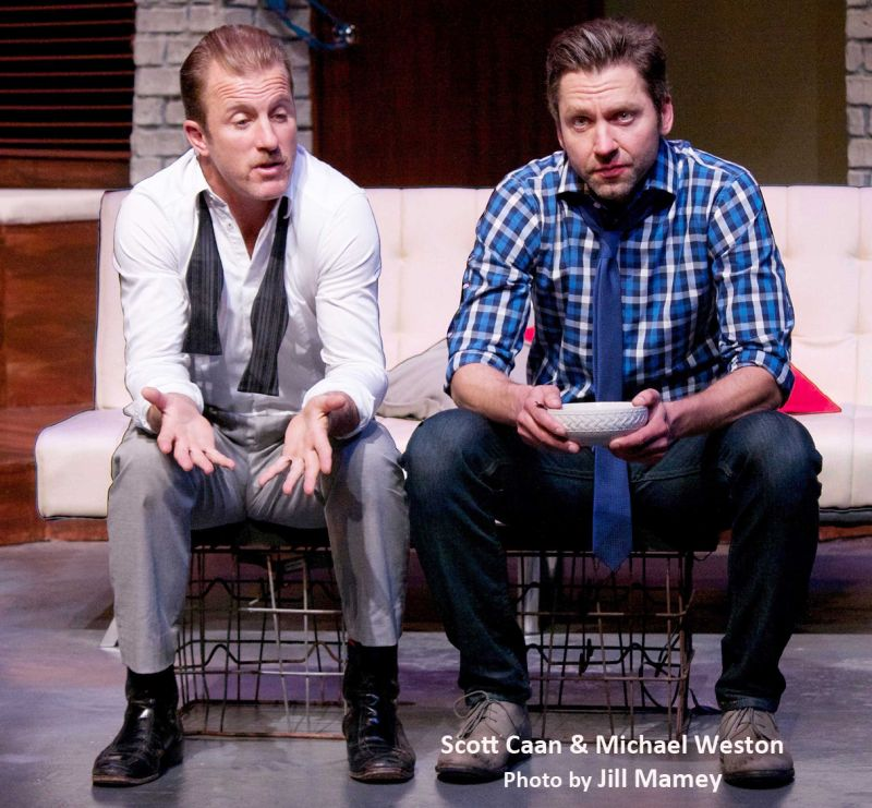 BWW Reviews: Definitely No Trouble Enjoying Scott Caan's THE TROUBLE WE COME FROM