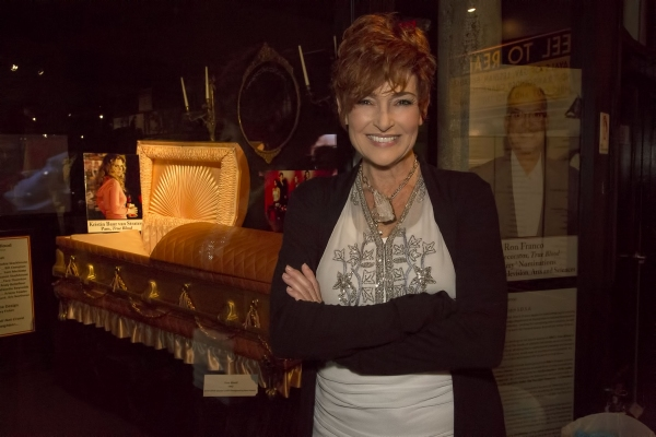 ''TruBlood'' and ''General Hospital'' star, Carolyn Hennesy