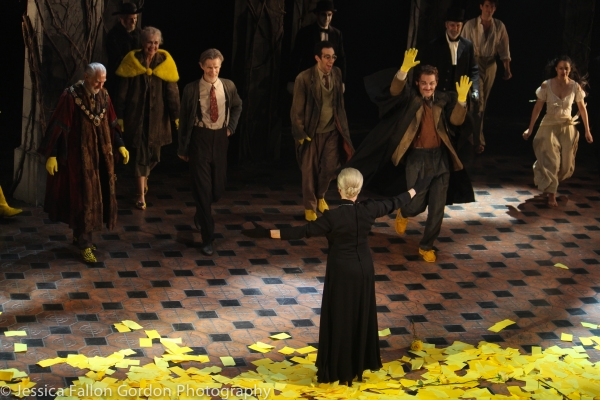 Photo Coverage: Chita Rivera and Company of THE VISIT Take Final Broadway Bows!
