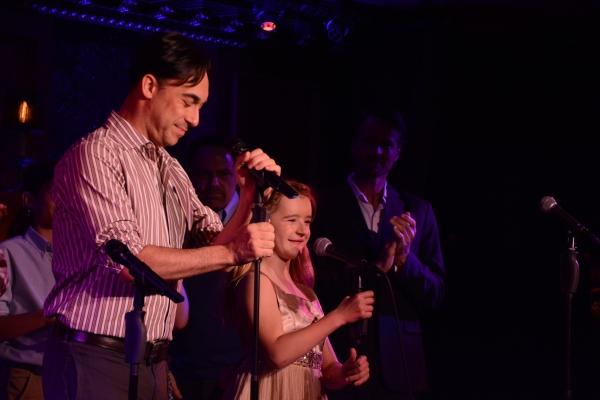 Photos: Cast of LIBERTY Celebrates Album Release at 54 Below