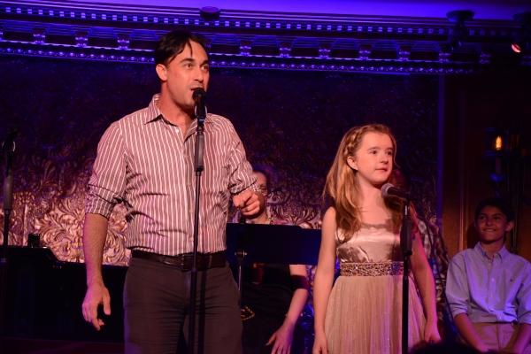 Ryan Duncan and Abigail Shapiro