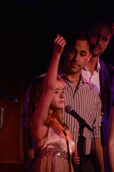 Abigail Shapiro and Ryan Duncan