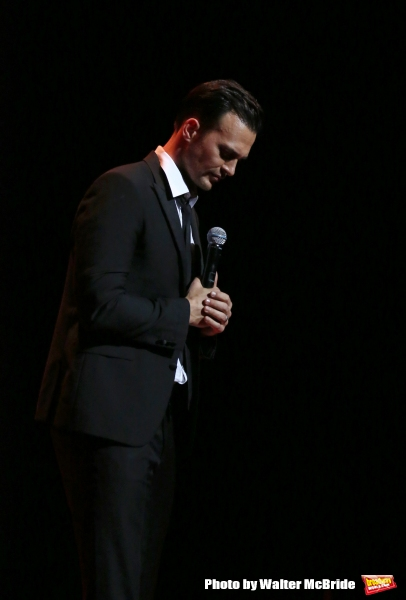 Photo Coverage: Go Inside Cheyenne Jackson's Town Hall Concert!