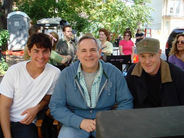HAIRSPRAY: Zac Efron, Craig Zadan & Neil Meron