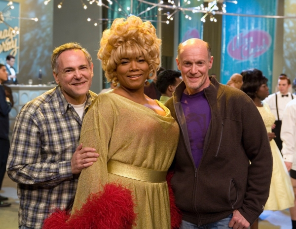 HAIRSPRAY: Craig Zadan, Queen Latifah & Neil Meron