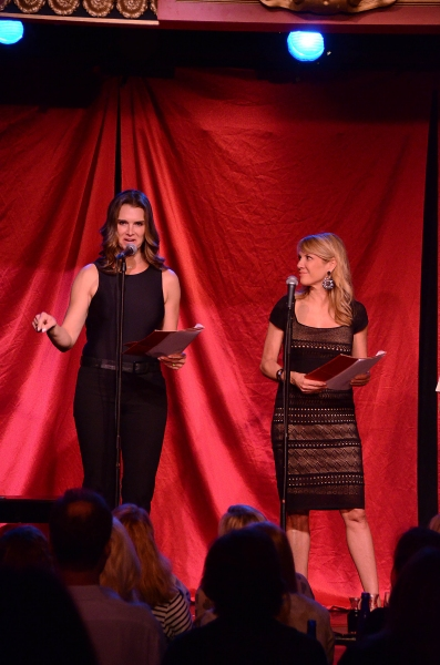 Photo Flash: Brooke Shields, Ramona Singer & More in CELEBRITY AUTOBIOGRAPHY