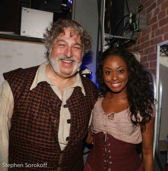 Tom Alan Robbins & Felicia Boswell