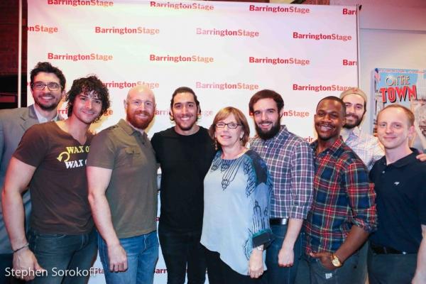 Matthew Krob, Waldemar Quinones-Villanueva, Joseph Torrello, Chris Ramiirez, Julianne Photo