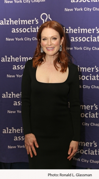 Academy Award winning actress and event honoree Julianne Moore