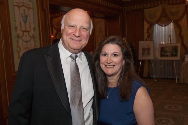 John Fiore; Marianne Dziuba-Fiore, Chapter Board Member Photo