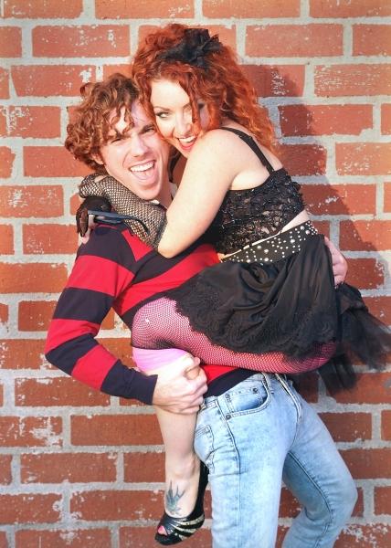 Matt Steele and Jenna Coker Jones