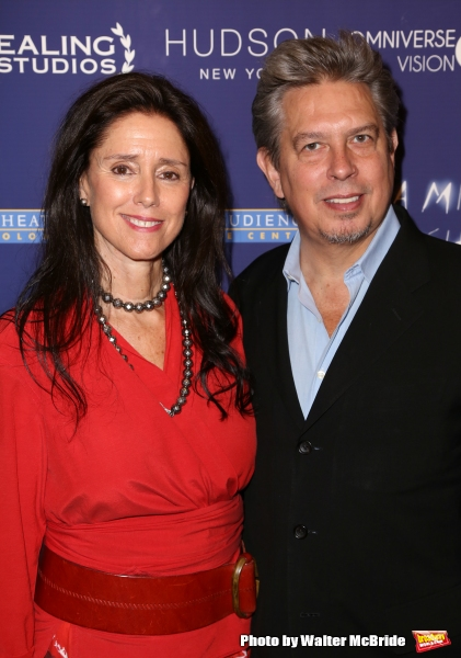 ' Julie Taymor and composer Elliot Goldenthal