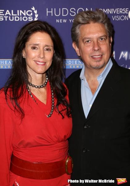 ' Julie Taymor and composer Elliot Goldenthal